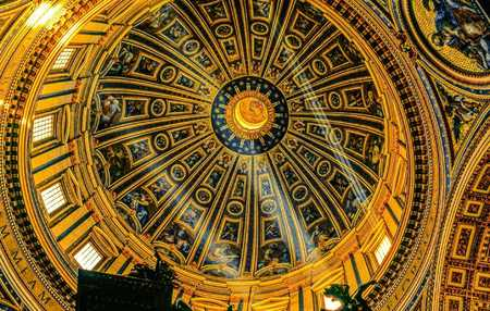 SAINT PETER'S DOME, ROME